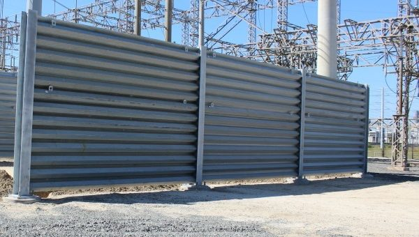 Protect Your Electrical Substations with Ballistic Barriers