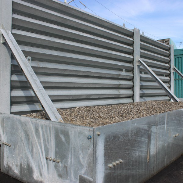ballistic barrier custom application